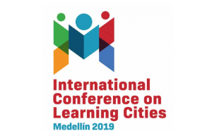 International Conference on Learning Cities, Medellín 2019.
