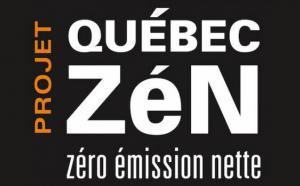 Projet Québec ZéN zéro émission nette.