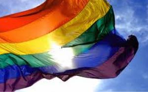 Drapeau LGBTI.