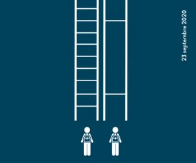 Affiche de la 2e édition de la Journée du Refus de l'Échec Scolaire.