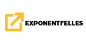 Logo d'Exponenti'elles.