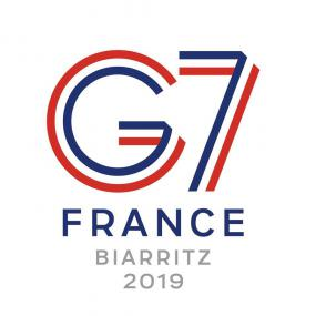 G7 France, Biarritz 2019.