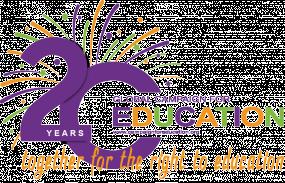 Logo du 20e anniversaire.