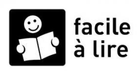 logo de l'initiative Facile à lire