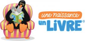 logo du programme Une naissance un livre