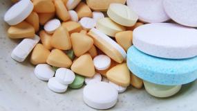 Un amas de pilules.