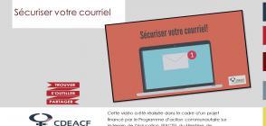 miniature vidéo Sécuriser votre courriel