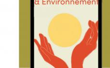 Logo du projet : illustration de deux mains accueillant un soleil entre elles.