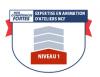 Badge numérique Nos compétences fortes.