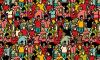 Illustration d'une foule de personnes.