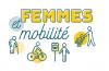 Logo de Femmes et mobilité.