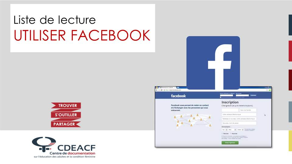 Liste de lecture Utiliser Facebook