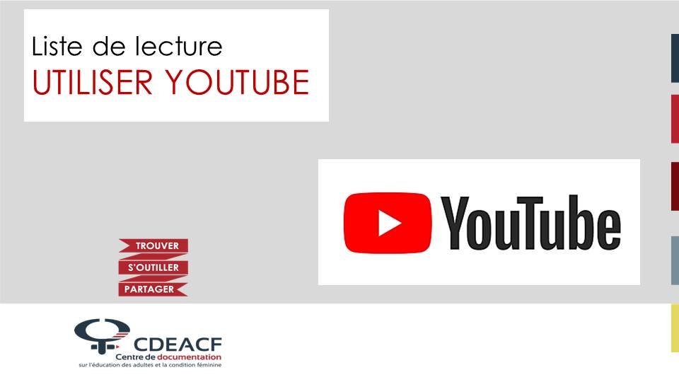 Liste de lecture Utiliser Youtube