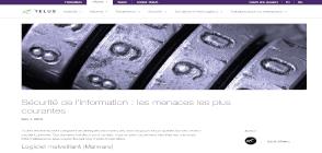 miniature site de Telus