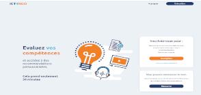 miniature site ICT4NGO