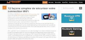 miniature site le routeur wifi