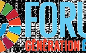 Logo du Forum Génération Égalité.