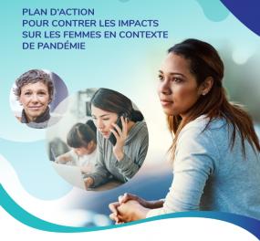 Page couverture du plan d'action.
