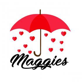Logo de Maggie's.
