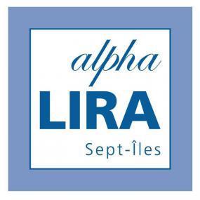 Logo d'Alpha Lira.