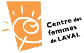Logo du Centre des femmes de Laval.