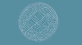 Illustration d'une sphère.