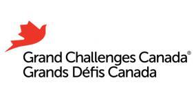 Logo de Grands défis Canada.