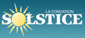 Logo de la Fondation Solstice.