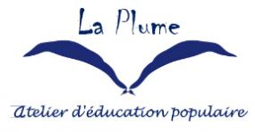 Logo de La Plume.