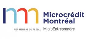 Logo de Microcrédit Montréal.