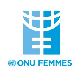 Logo d'ONU Femmes.
