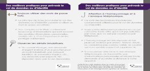 miniature fiche Des meilleures pratiques pour prévenir le vol de données ou d'identité