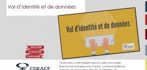Miniature vidéo Vol d'identité et de données