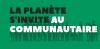 La planète s'invite au communautaire