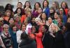 photo de groupe de femmes