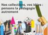 Nos collections, vos idées : pensons la pédagogie autrement.