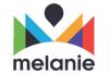 Logo de Mélanie.