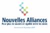 Logo de la CdP Nouvelles Alliances.