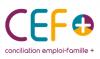 CEF + : conciliation emploi-famille +.