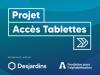 Projet accès tablettes.