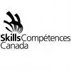 Logo de Skills/Compétences Canada.