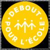 logo de Debout pour l'école!