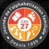 Logo de la Journée de l'alphabétisation familiale.