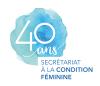 40 ans, Secrétariat à la condition féminine.